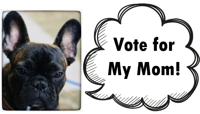 Vote for My Mom!