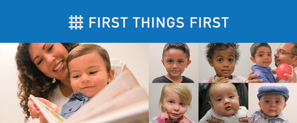 First Things First update for May 16 — Nominations Open for Eddie Basha Award for Service and Leadership