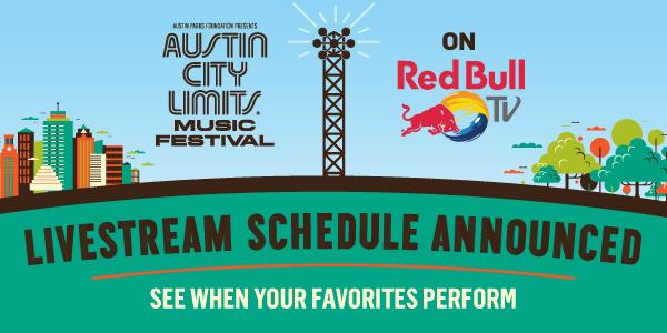 Livestream Schedule Announced