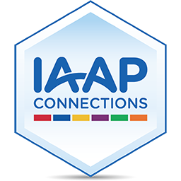 IAAP Connections logo