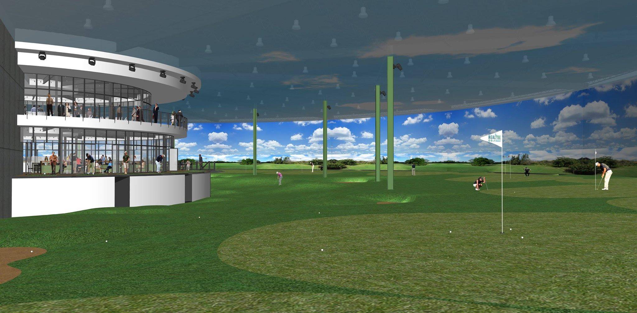 REALiTEE Golf