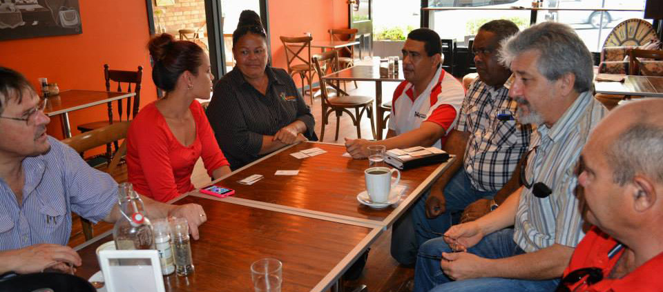 Indigenous Business Networking, image by Murray Saylor from Tagai Management Committee