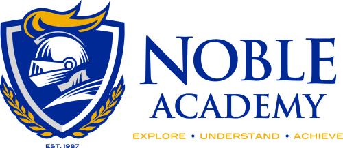 Noble Academy's Virtual Thursday Envelope