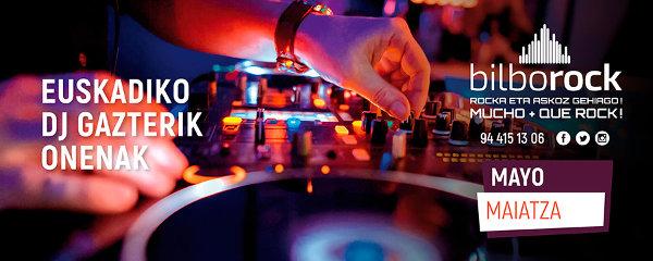 DJ LEHIAKETA