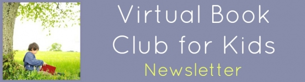 Virtual Book Club for Kids Newsletter