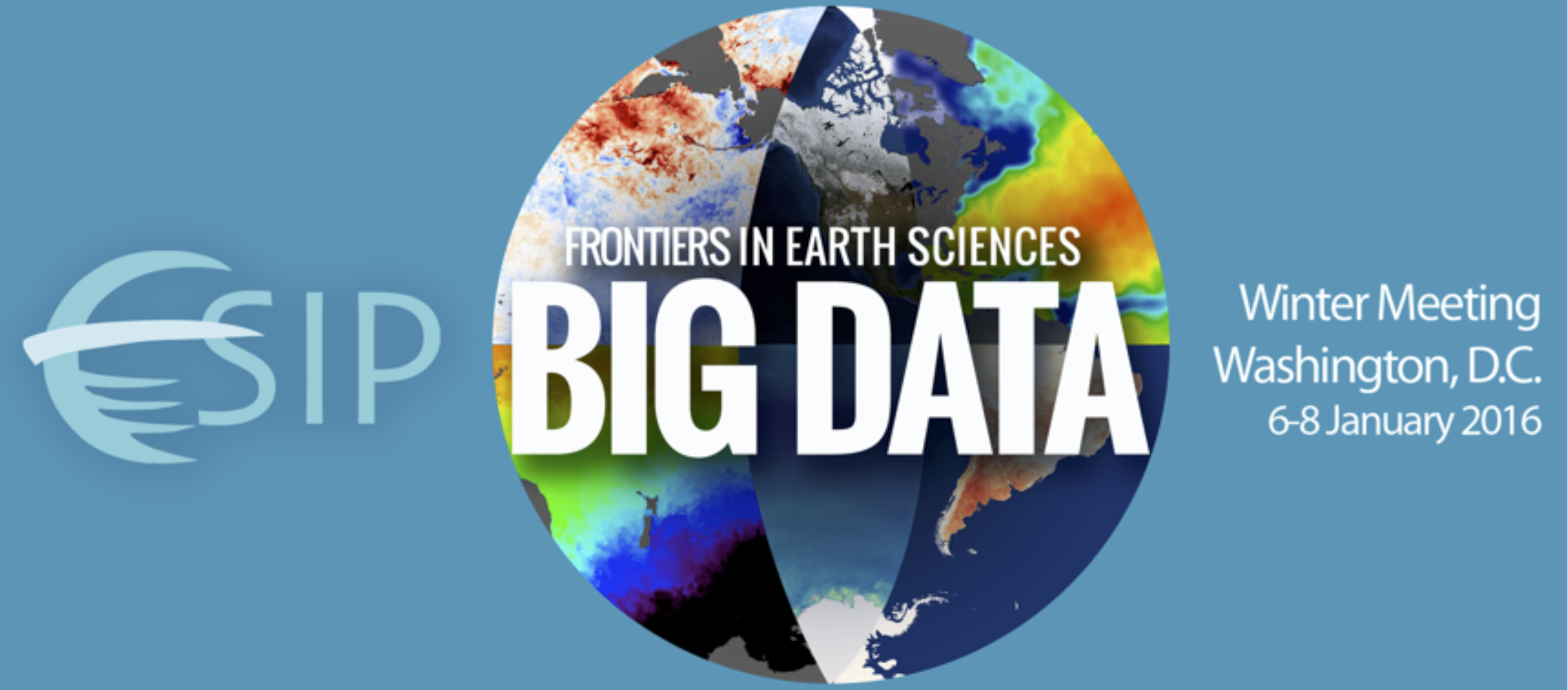 Frontiers in Earth Science & Big Data