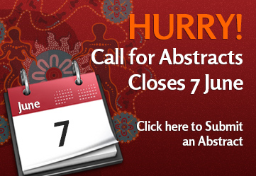 Call for Abstracts closes 7 June