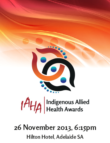 2013 National Indigenous Allied Health Awards