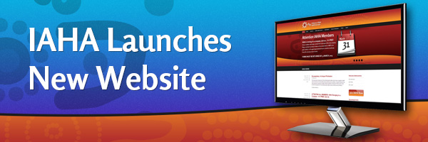 IAHA Launches New Website