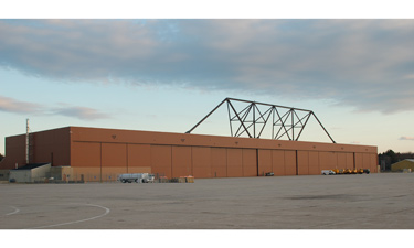 Hangar 5, 170K SF