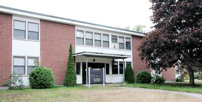 Topsham office building