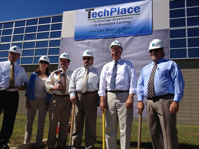 TechPlace project kicks off