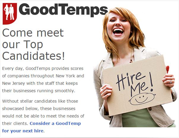 March 2017 Top Candidates - GoodTemps