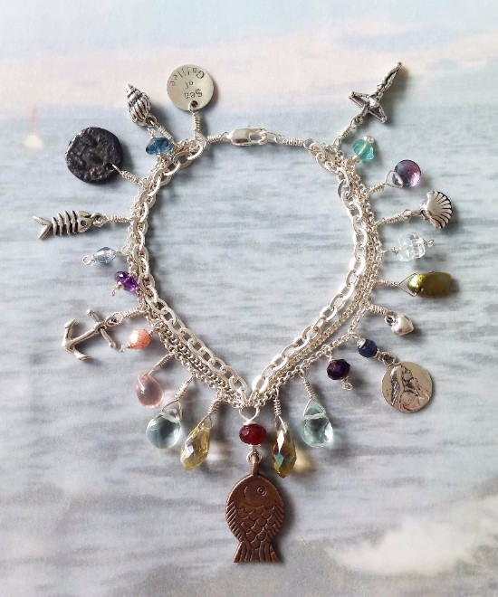 Sea of Galilee bracelet