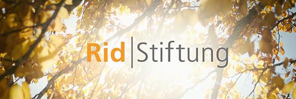 Imagefilm der Rid Stiftung online