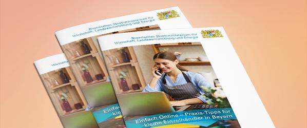 Der neue Praxisleitfaden Einfach Online