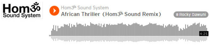 African Thriller Hom Sound Remix Contest Winner