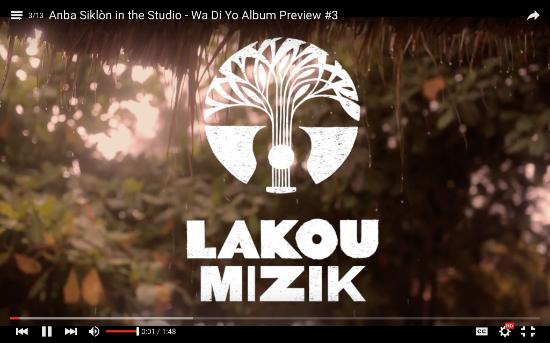 Lakou Mizik Album Previews