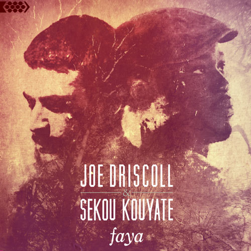 "Joe Driscoll & Sekou Kouyate's Album ""Faya"" Now Available Worldwide on Cumbancha Discovery. http://shop.cumbancha.com/releases/faya.html"