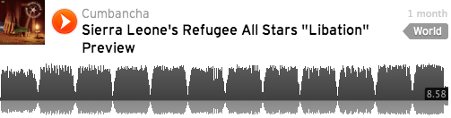 Full album preview: https://soundcloud.com/cumbancha/sierra-leones-refugee-all-1