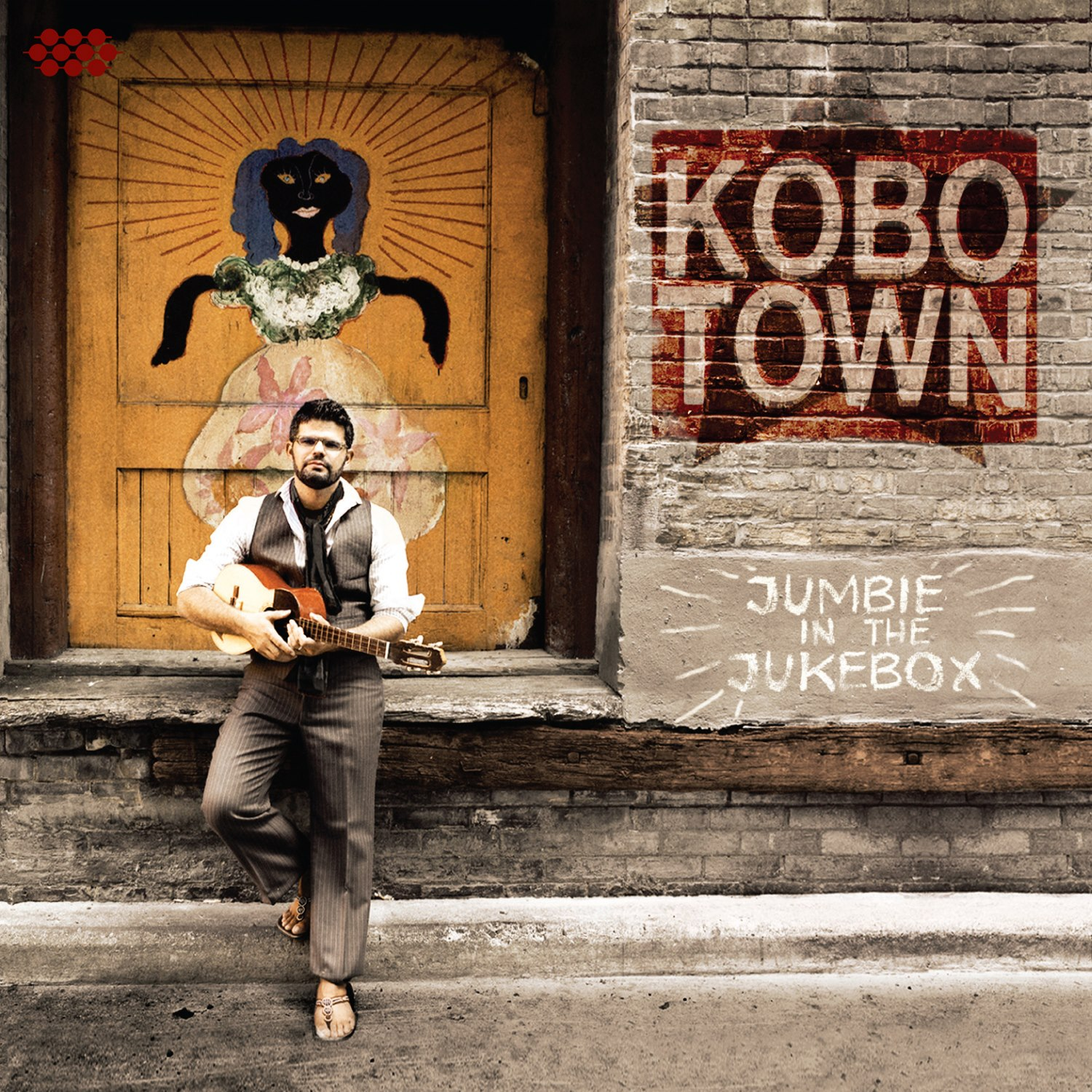 "Purchase Kobo Town ""Jumbie In the Jukebox"""