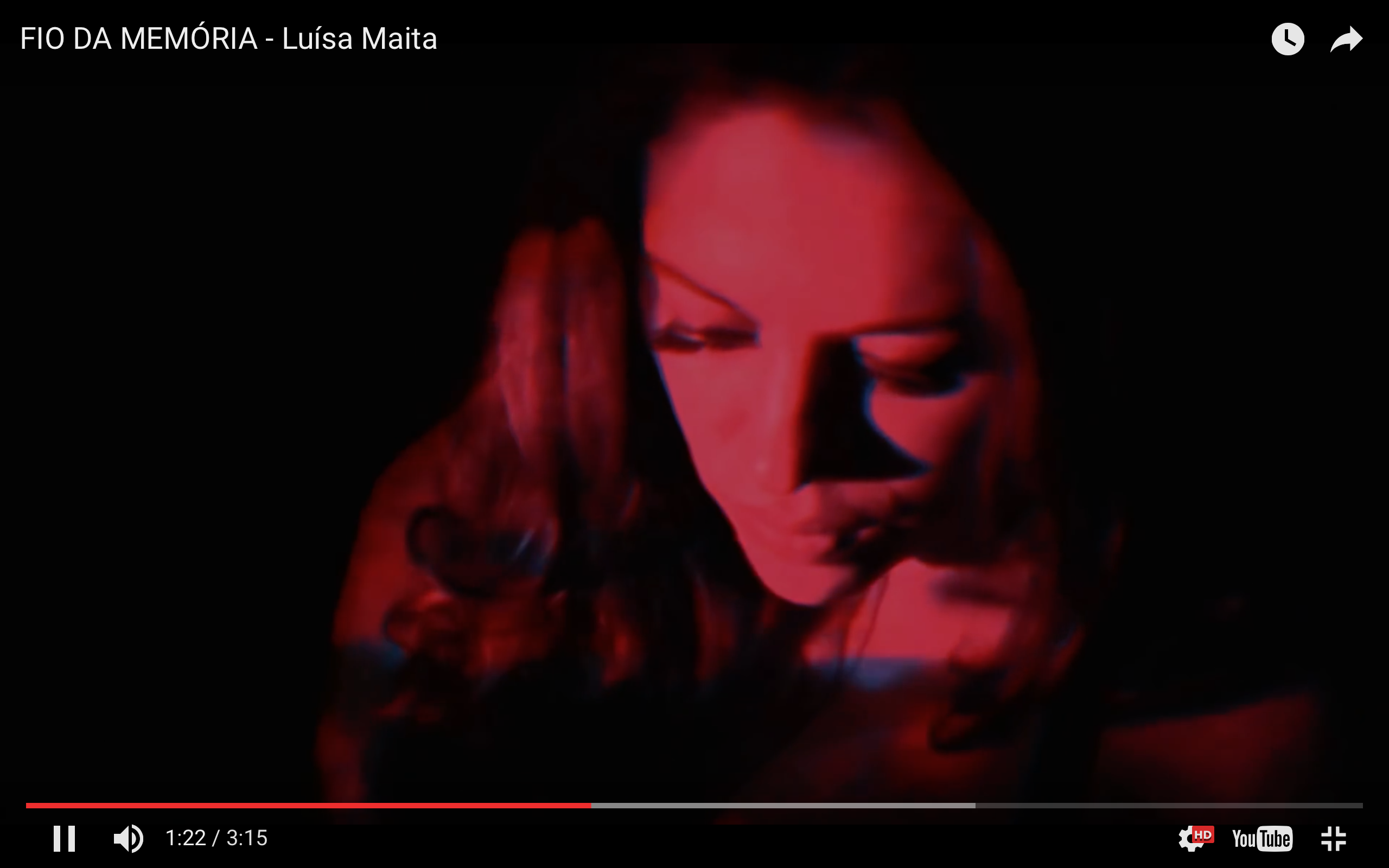 Luisa Maita's new video