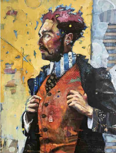 Mr C by Juliette Belmonte