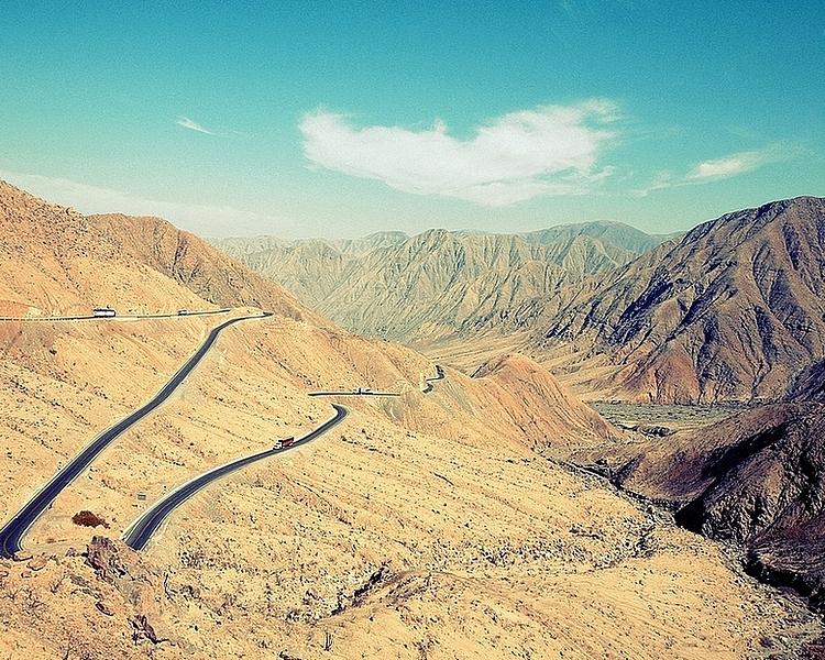 Desert road 1 of 3