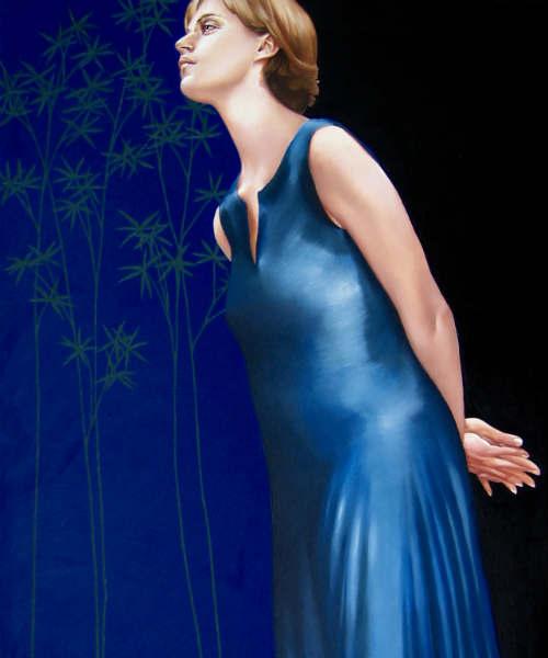 'Premonition' by Valery Koroshilov
