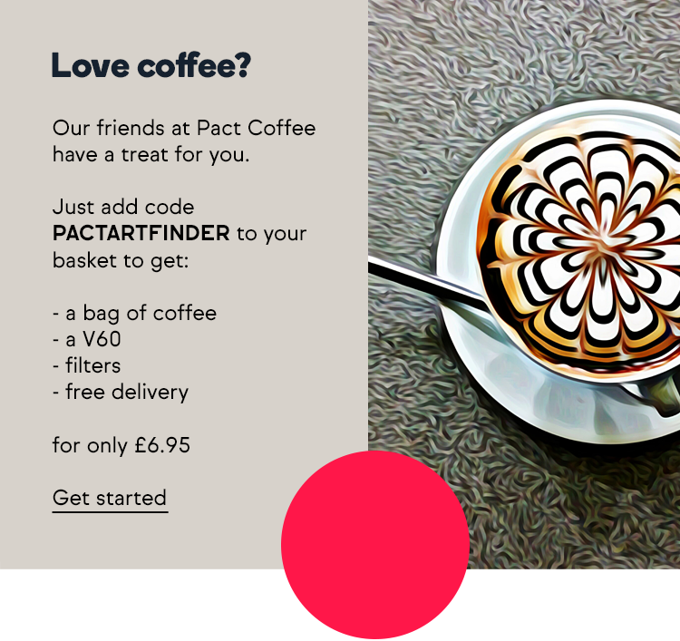 Love coffee? Love Pact.