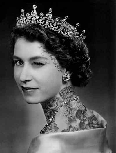 Her Majesty by Slasky