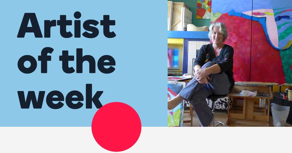 Artist of the week: Valerie Thomson