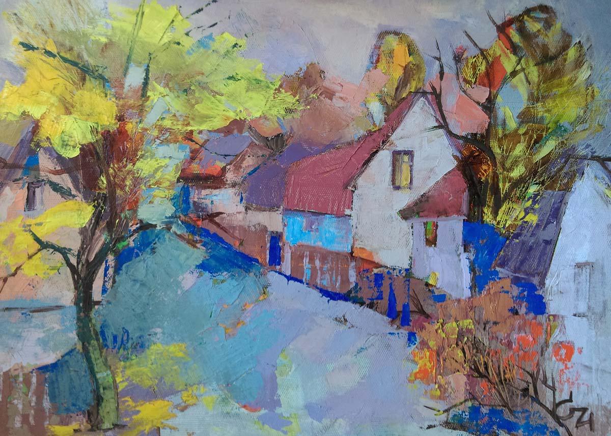 autumn mood by Victoria Cozmolici
