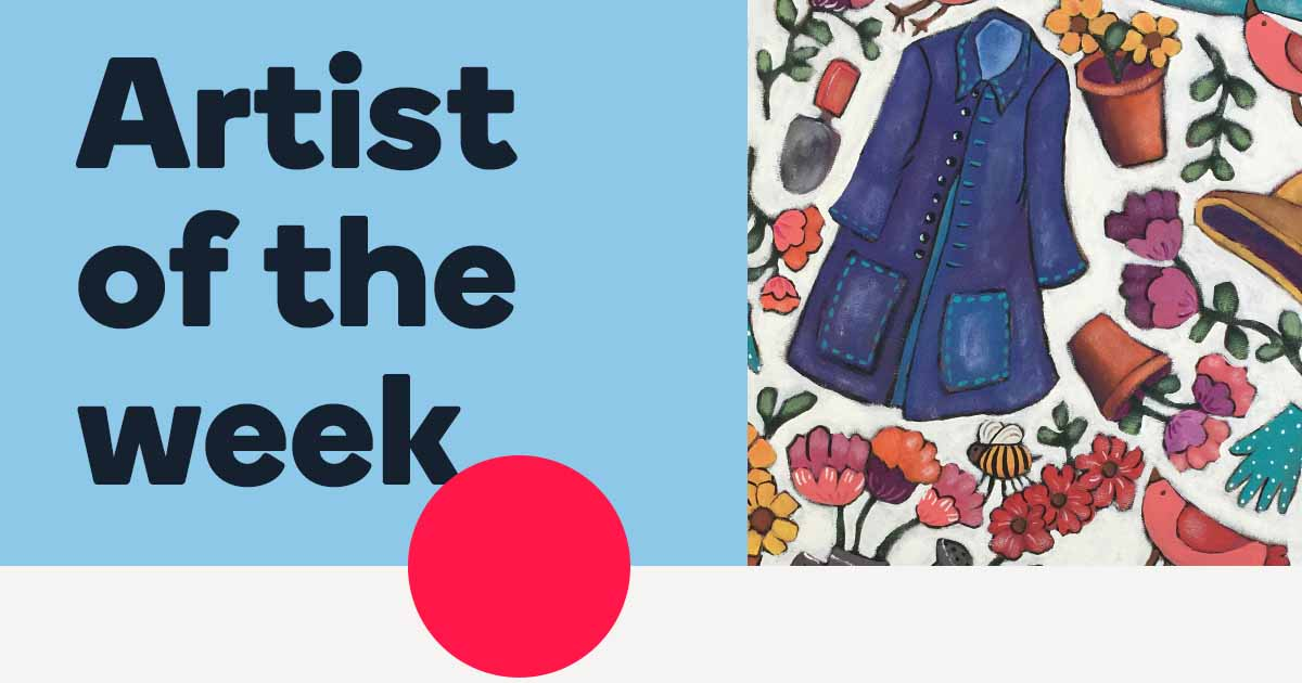Artist of the week: Holly Wojahn