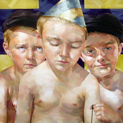 'Ecce homo' by Valery Koroshilov