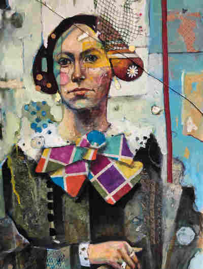 Mrs Harrison by Juliette Belmonte