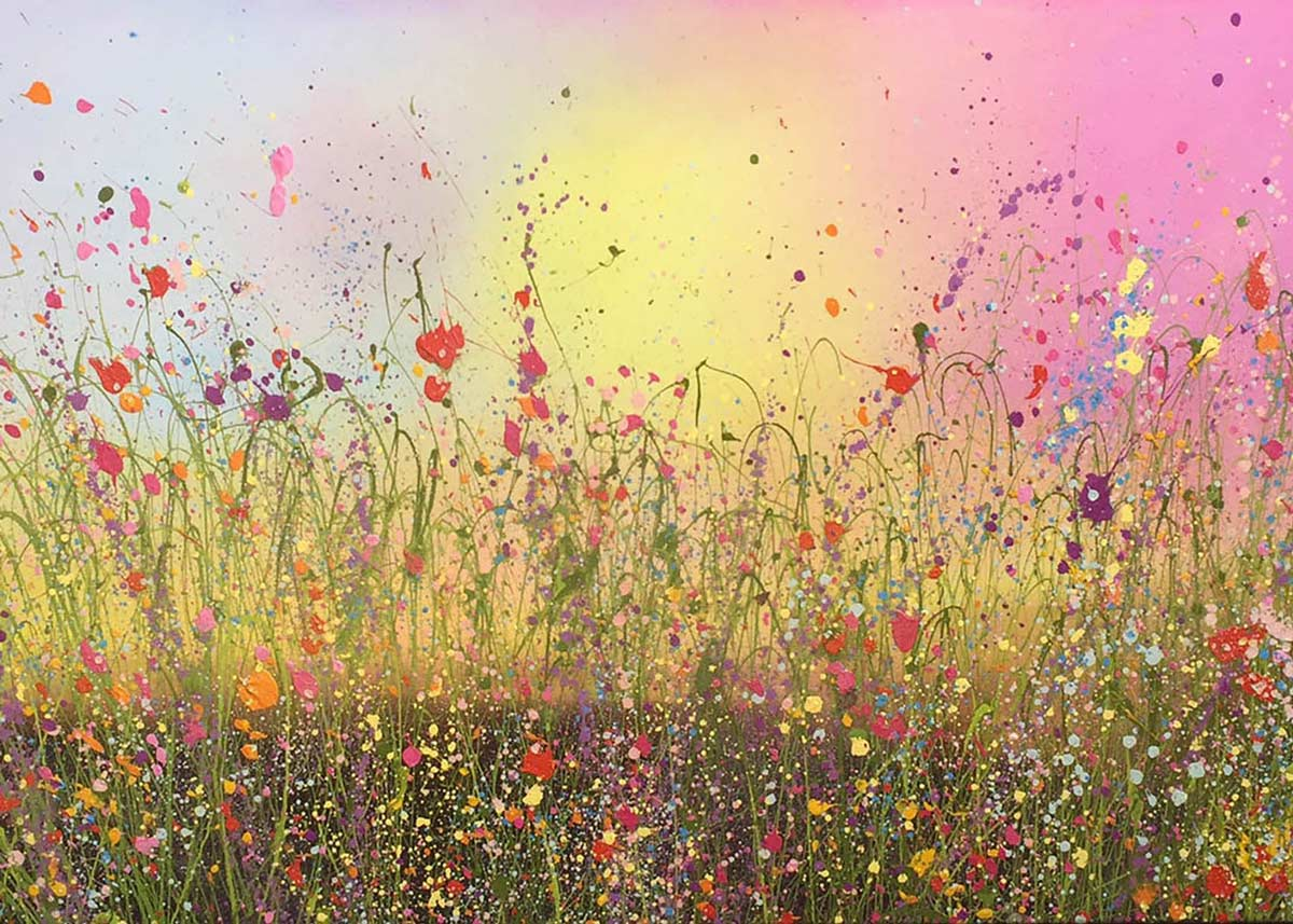 Your Love Gets Sweeter Everyday by Yvonne  Coomber