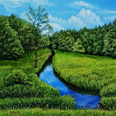 'Meadow creek'