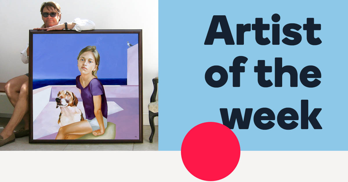Artist of the week: Valery Koroshilov