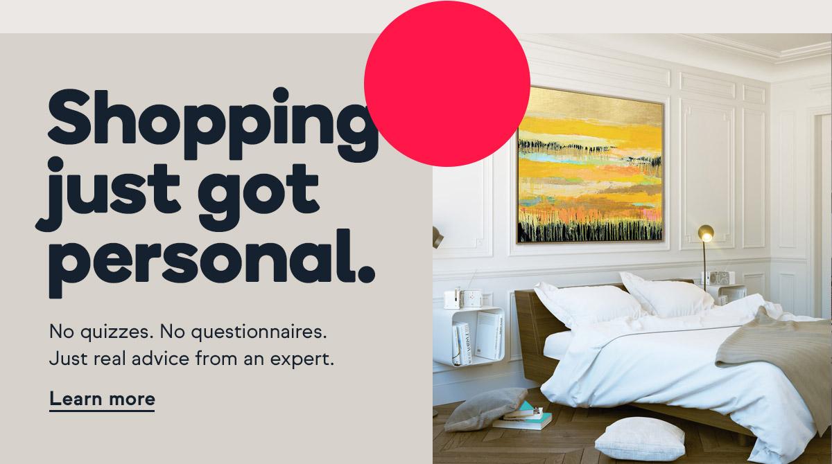 Artfinder Personal Shopping