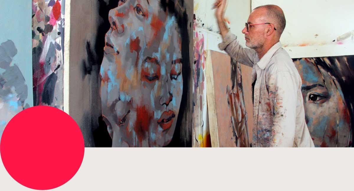 Artfinder meets Thomas Donaldson