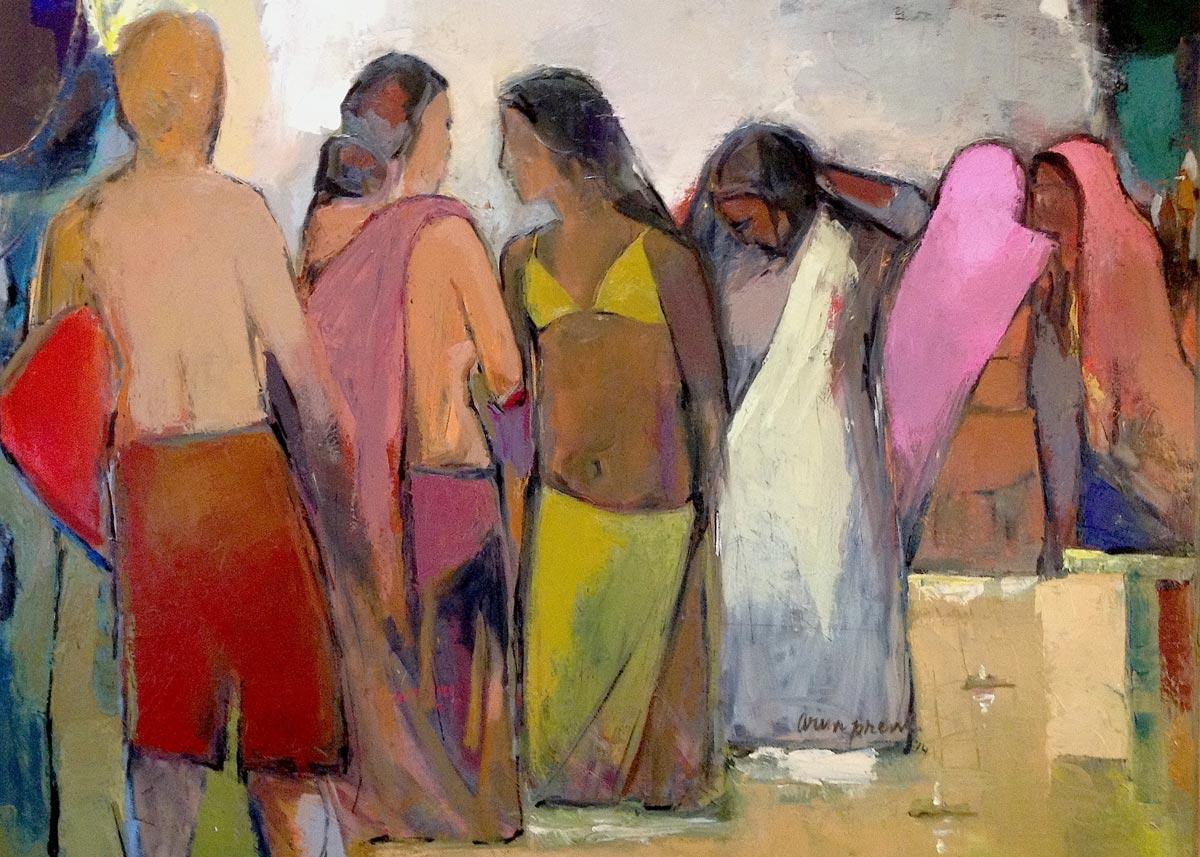 Pilgrims by Arun Prem