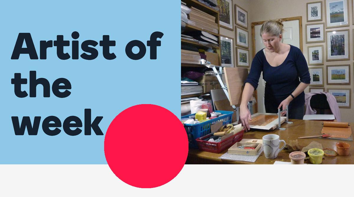 Artist of the week: Alexandra Buckle