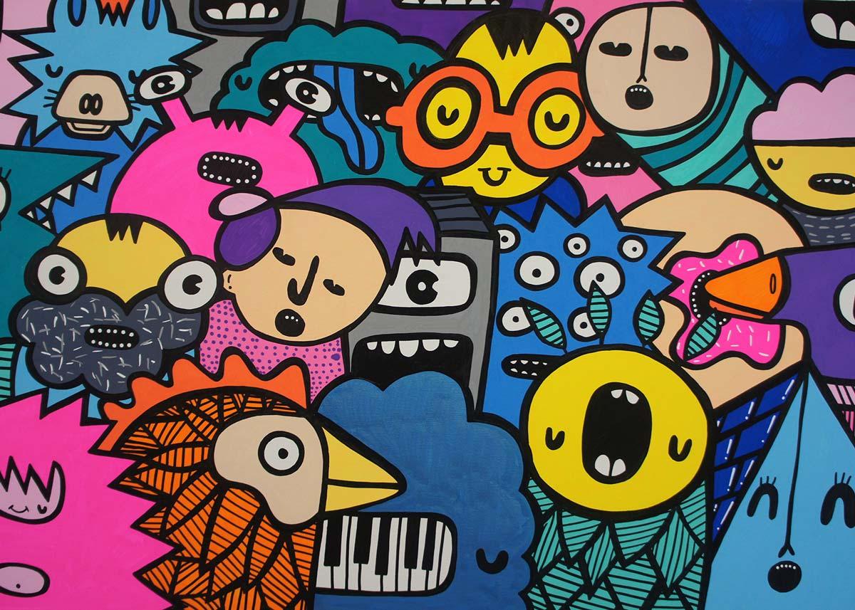 Herd by Kev Munday