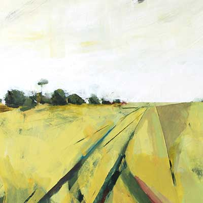 'Between Warkworth and Alnmouth' by Paul West