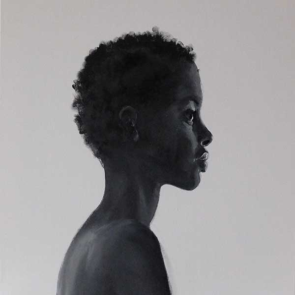 'Aisha' by Valeriia Radziievska