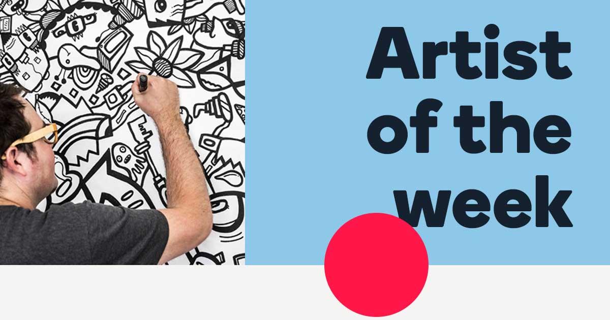 Artist of the week - Kev Munday