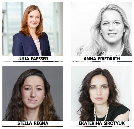 Protagonistinnen der Fintech Stories 2017