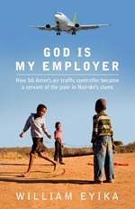 God is my employer: Book image