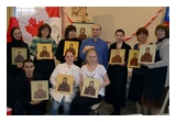 Icon Painting Workshop by Sacred Murals Studio